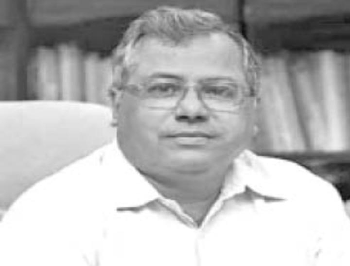 फादर ई इब्राहिम - Dainik Bhaskar