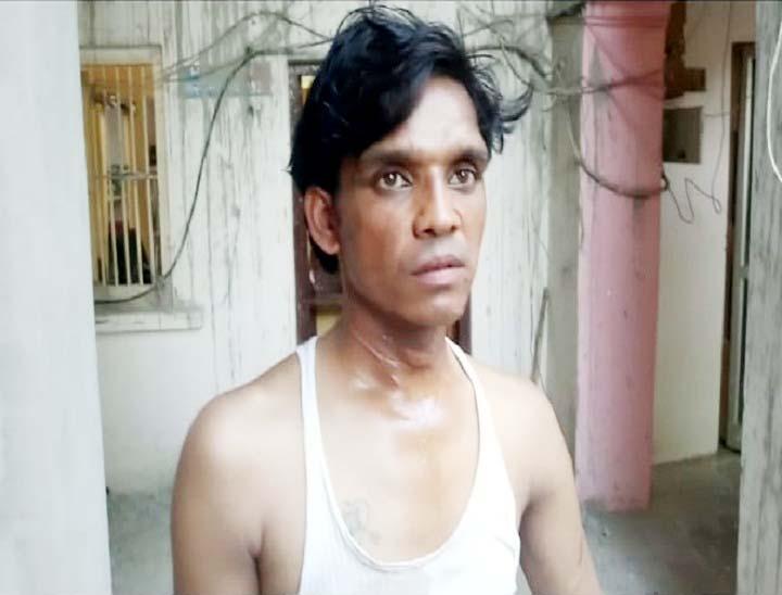परिवार के बच्चों को ट्यूशन छोड़कर घर लौट रही थी नाबालिग, टॉफी देने के बहाने सूने मकान में ले जाकर किया दुष्कर्म|दौसा,Dausa - Dainik Bhaskar