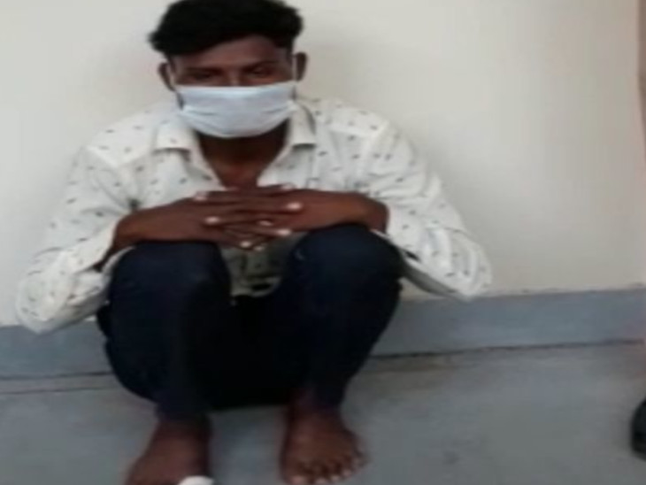 लालच में लोगों से उधार लिए 16.50 लाख रुपए, आरोपी भाग गया तब सताने लगी चिंता; एक गिरफ्तार|सीकर,Sikar - Dainik Bhaskar