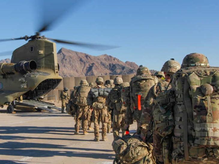 तालिबान के आतंकी हत्या न कर दें, इसलिए सेना की मदद करने वालों को साथ ले जाएगा अमेरिका|विदेश,International - Dainik Bhaskar