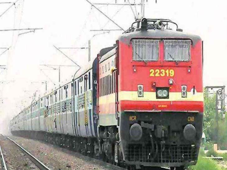 जबलपुर से हरिद्वार के बीच साप्ताहिक ट्रेन 21 जुलाई से हो रही शुरू, दिसंबर तक चलने की अवधि बढ़ाई|जबलपुर,Jabalpur - Dainik Bhaskar
