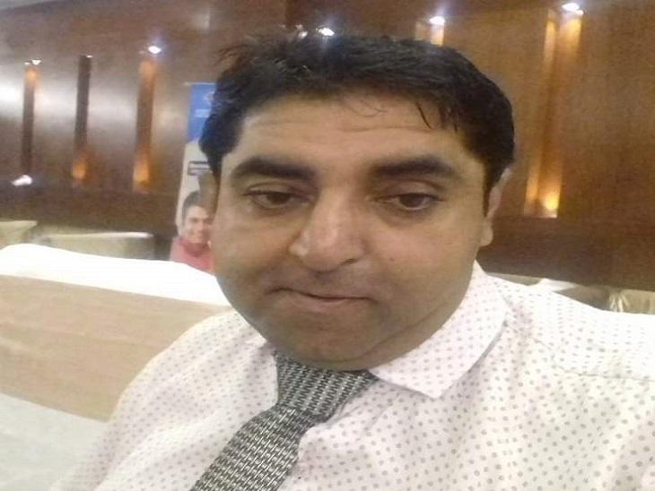 गौरव का फाइल फोटो। - Dainik Bhaskar