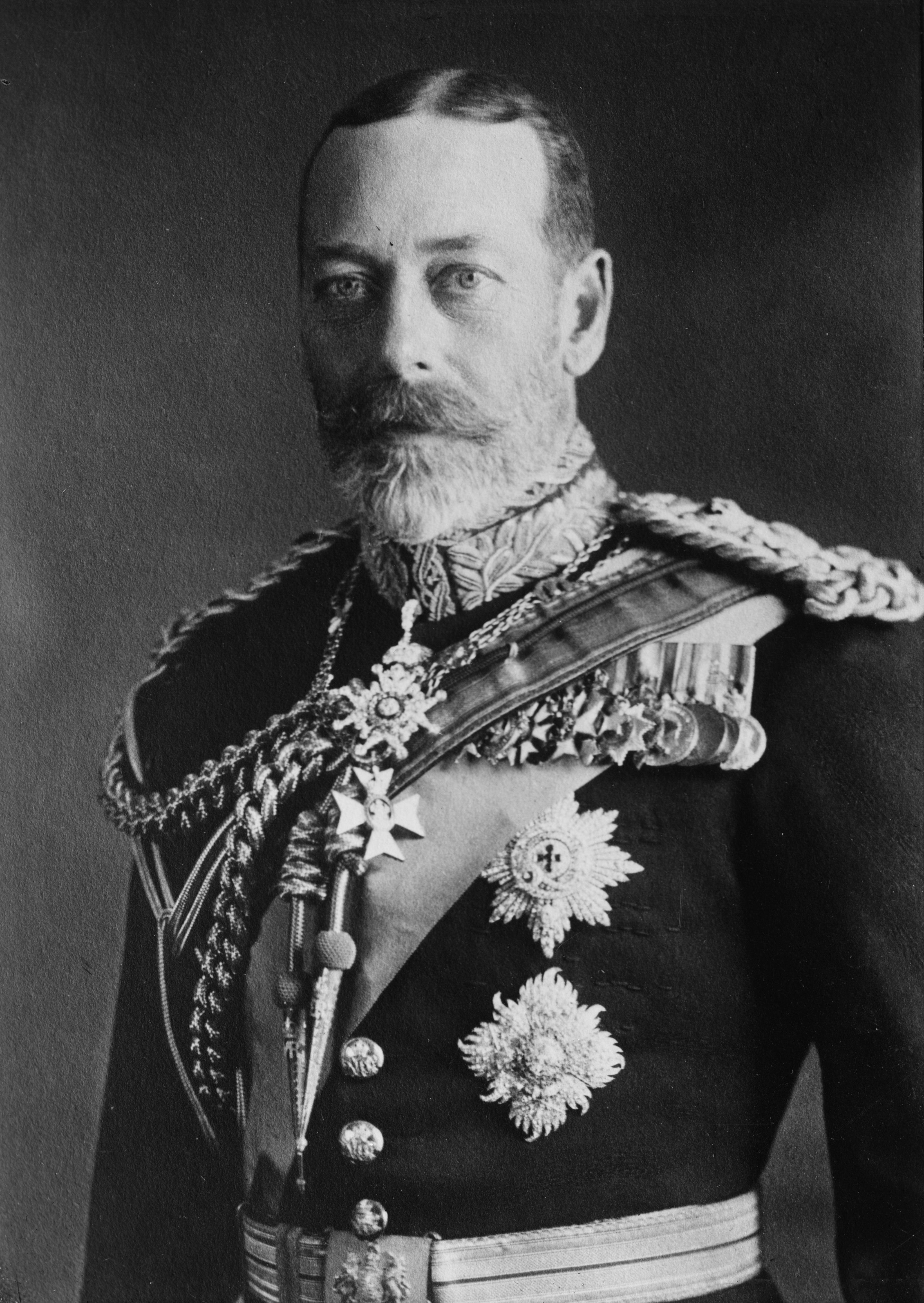 किंग जॉर्ज V