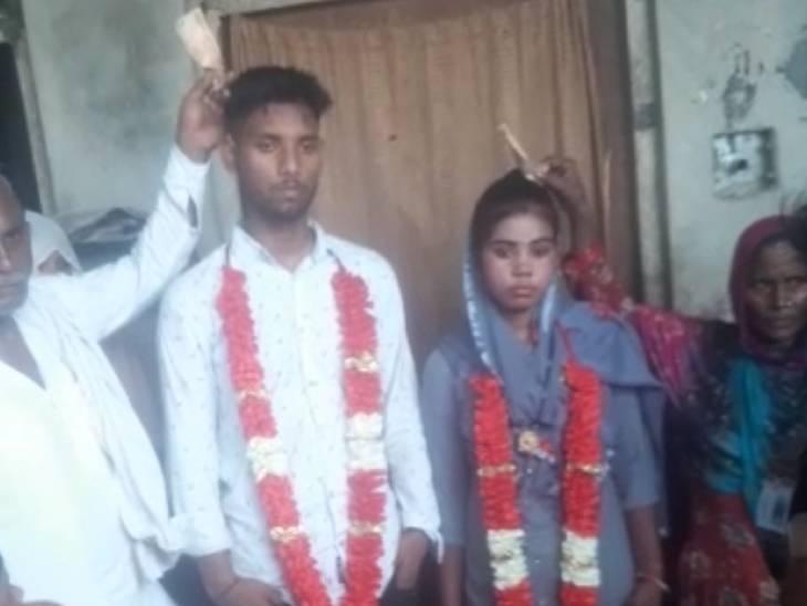 सहारनपुर में गर्लफ्रेंड का जन्मदिन मनाने पहुंचे युवक की गांव वालों ने पकड़कर शादी करा दी, 18 जुलाई को निकलेगी बारात|सहारनपुर,Saharanpur - Dainik Bhaskar