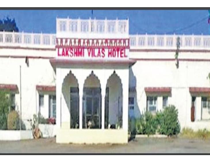 नो कंस्ट्रक्शन जोन में 100 कराेड़ की लागत का गांधी म्यूजियम बनाने के लिए पूर्व राजघराने से जुड़े हेरिटेज लक्ष्मी विलास हाेटल को ताेड़ने का टेंडर जयपुर,Jaipur - Dainik Bhaskar