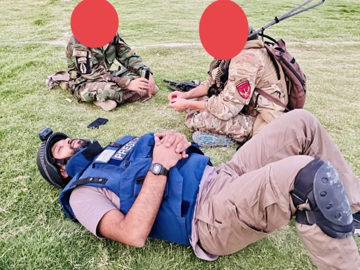 सिद्दिकी की यह फोटो अफगानिस्तान के कंधार में ली गई थी। इसे उन्होंने 13 जुलाई को सोशल मीडिया पर शेयर किया था। (सौजन्य-रायटर्स)