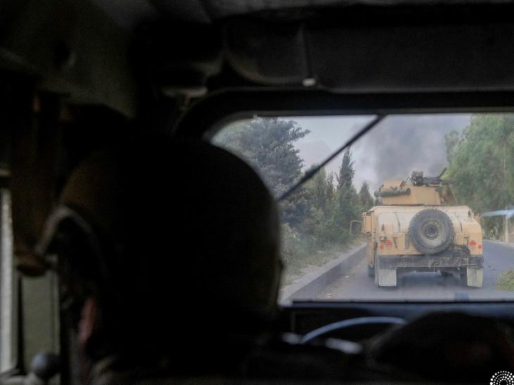 अफगानिस्तान में रिपोर्टिंग करते हुए दानिश के साथ कई बार घातक हादसे हुए, लेकिन उनका हौसला नहीं टूटा। (सौजन्य-रायटर्स)