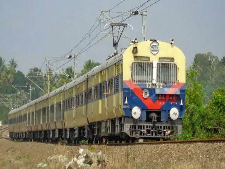 मुंबई लोकल ट्रेन की तरह जल्द उज्जैन-देवास और इंदौर के बीच दौड़ेगी मेमू ट्रेन, महाकाल दर्शन के साथ अप डाउन करने वालों को होगा फायदा इंदौर,Indore - Dainik Bhaskar