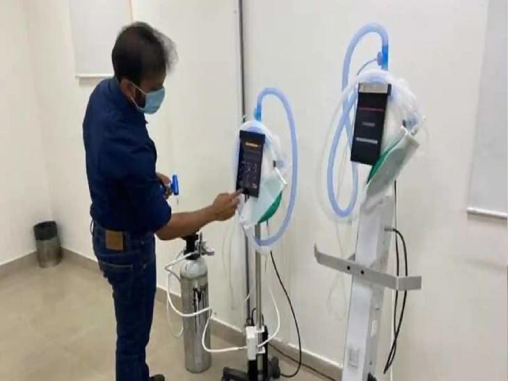 एग्वा के सह संस्थापक डॉ. दिवाकर वैश्य ने उस समय डेमो देकर इसके स्पेसिफिकेशन बताए थे।