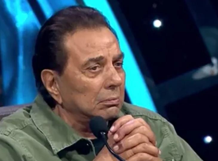 दिलीप कुमार को याद कर इमोशनल हुए धर्मेंद्र, बोले-'बहुत महान आर्टिस्ट हैं लेकिन दिलीप साहब से बढ़कर मुझे कुछ नजर नहीं आता'|बॉलीवुड,Bollywood - Dainik Bhaskar
