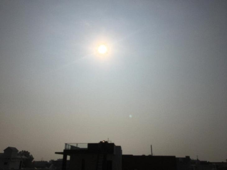 सुबह से ही चरम पर गर्मी, चुभ रही तेज धूप, आज बूंदाबांदी के आसार कम, 19 से करवट लेगा मौसम|पानीपत,Panipat - Dainik Bhaskar