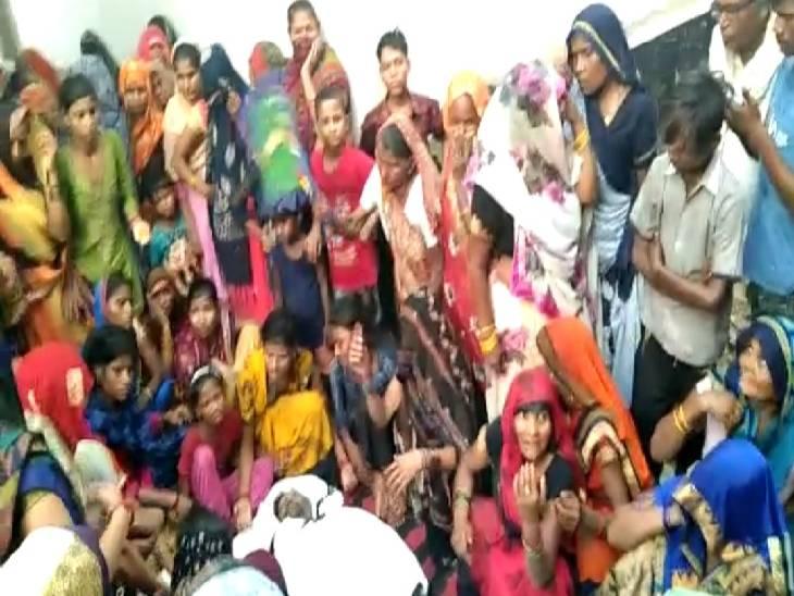 फैक्ट्री ठेकेदार से दिहाड़ीको लेकर हुई थी मारपीट, पिटाई से घायल हुआ था शख्स; इलाज के दौरान हुई मौत|फिरोजाबाद,Firozabad - Dainik Bhaskar