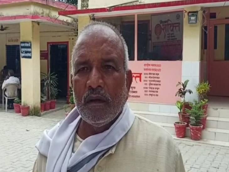 झोपड़ी में सोते व्यक्ति पर बदमाशों ने पेट्रोल डालकर जलाने का किया प्रयास, बाल-बाल बचा शख्स अमेठी,Amethi - Dainik Bhaskar