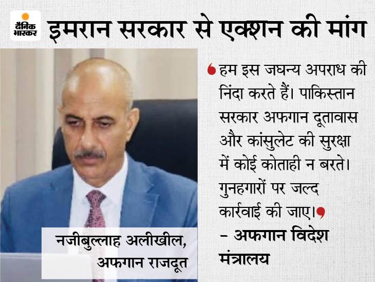 बीते दिन कुछ अनजान लोगों ने किया किडनैप, कई घंटो तक टॉर्चर करने के बाद छोड़ा; विदेश मंत्रालय ने सख्त कार्रवाई की मांग की|विदेश,International - Dainik Bhaskar