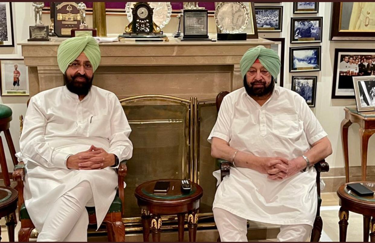 कैप्टन के समर्थन में आए सांसद प्रताप सिंह बाजवा; पंजाब के सांसदों से सोनिया गांधी की वर्चुअल बैठक|पंजाब,Punjab - Dainik Bhaskar