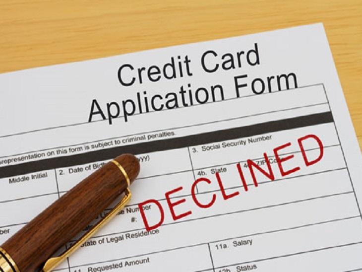 जल्दी-जल्दी नौकरी बदलने और ज्यादा लिमिट के लिए अप्लाई करने सहित इन 5 कारणों से रिजेक्ट हो सकती है क्रेडिट कार्ड एप्लीकेशन|बिजनेस,Business - Dainik Bhaskar