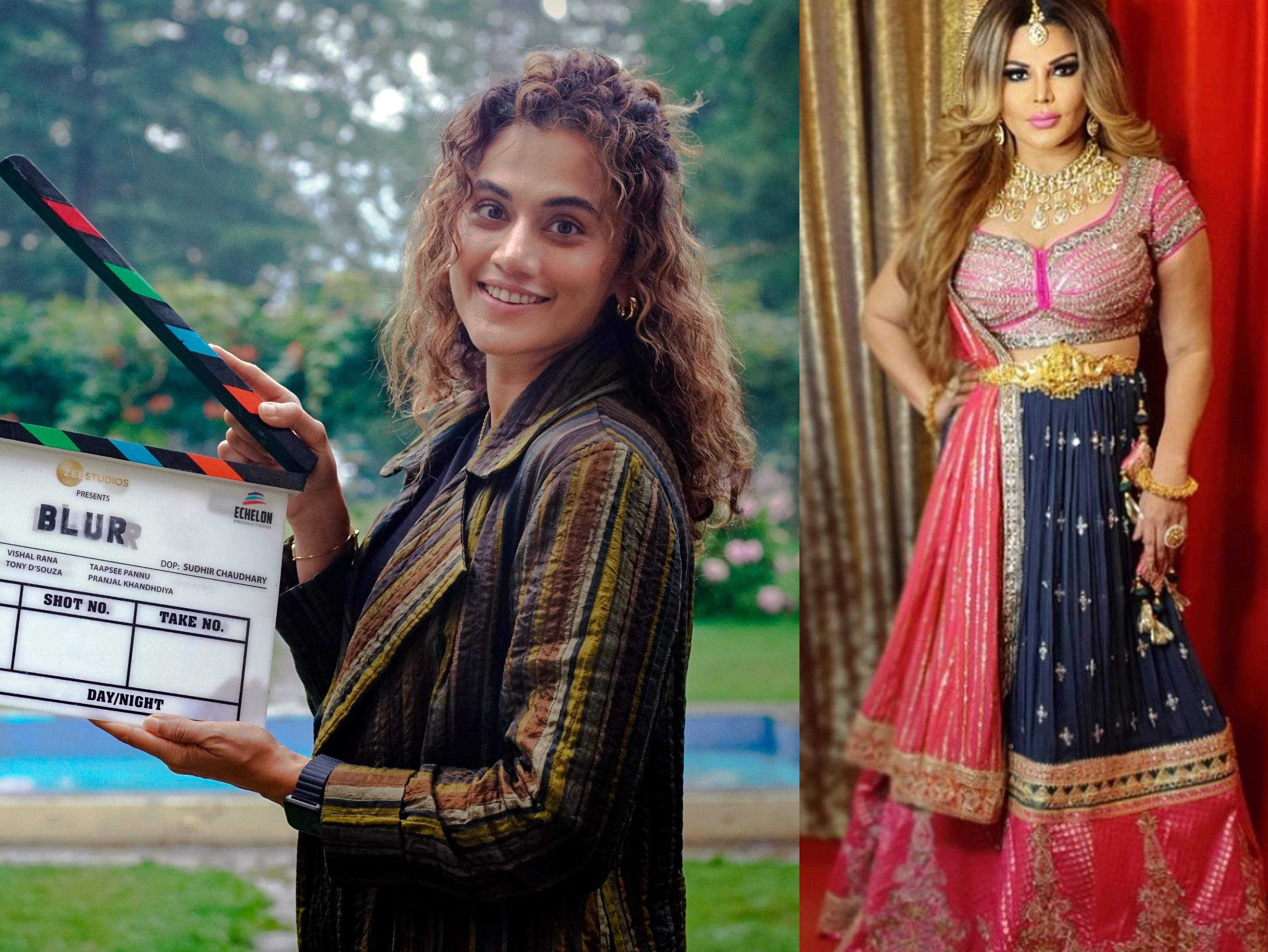 bollywood brief 19th july; Family Man 2 actress Priyamani came in support Kareena kapoor, Taapsee started shooting for Blurr | करीना ने मांगे थे 12 करोड़ तो सपोर्ट में आईं फैमली मैन 2 की एक्ट्रेस प्रियमणि, तापसी ने शुरू की ब्लर की शूटिंग