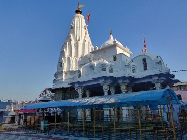 51 शक्तिपीठों में से एक है कांगड़ा का ब्रजेश्वरी धाम|धर्म,Dharm - Dainik Bhaskar