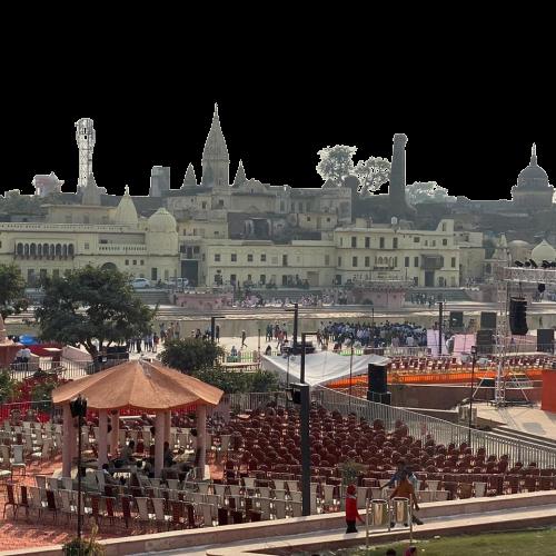 देव दीपावली के लिए सजी राम की पैड़ी ( फाइल फोटो )