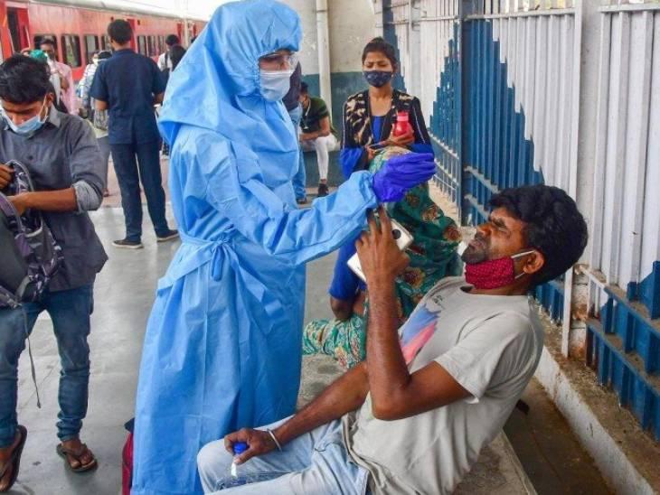 2.63 लाख से अधिक टेस्ट में महज 81 नए मरीज मिले,106 हुए रिकवर, अब महज 1,310 का चल रहा इलाज लखनऊ,Lucknow - Dainik Bhaskar