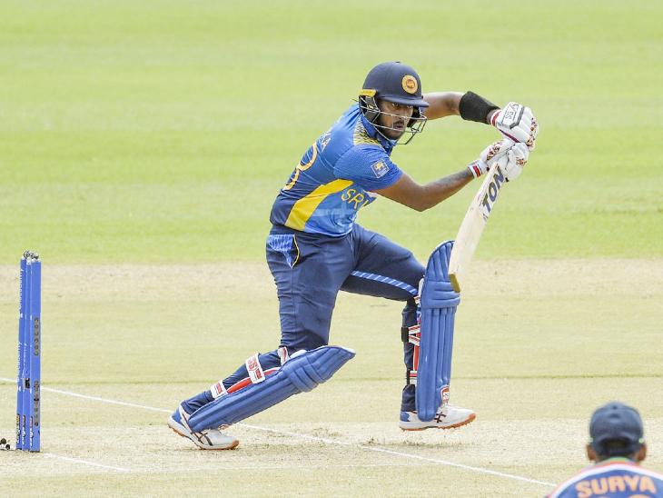 अविष्का ने 35 बॉल पर 33 रन की पारी खेली। उन्होंने मिनोद भानुका के साथ 49 रन की ओपनिंग पार्टनरशिप की।