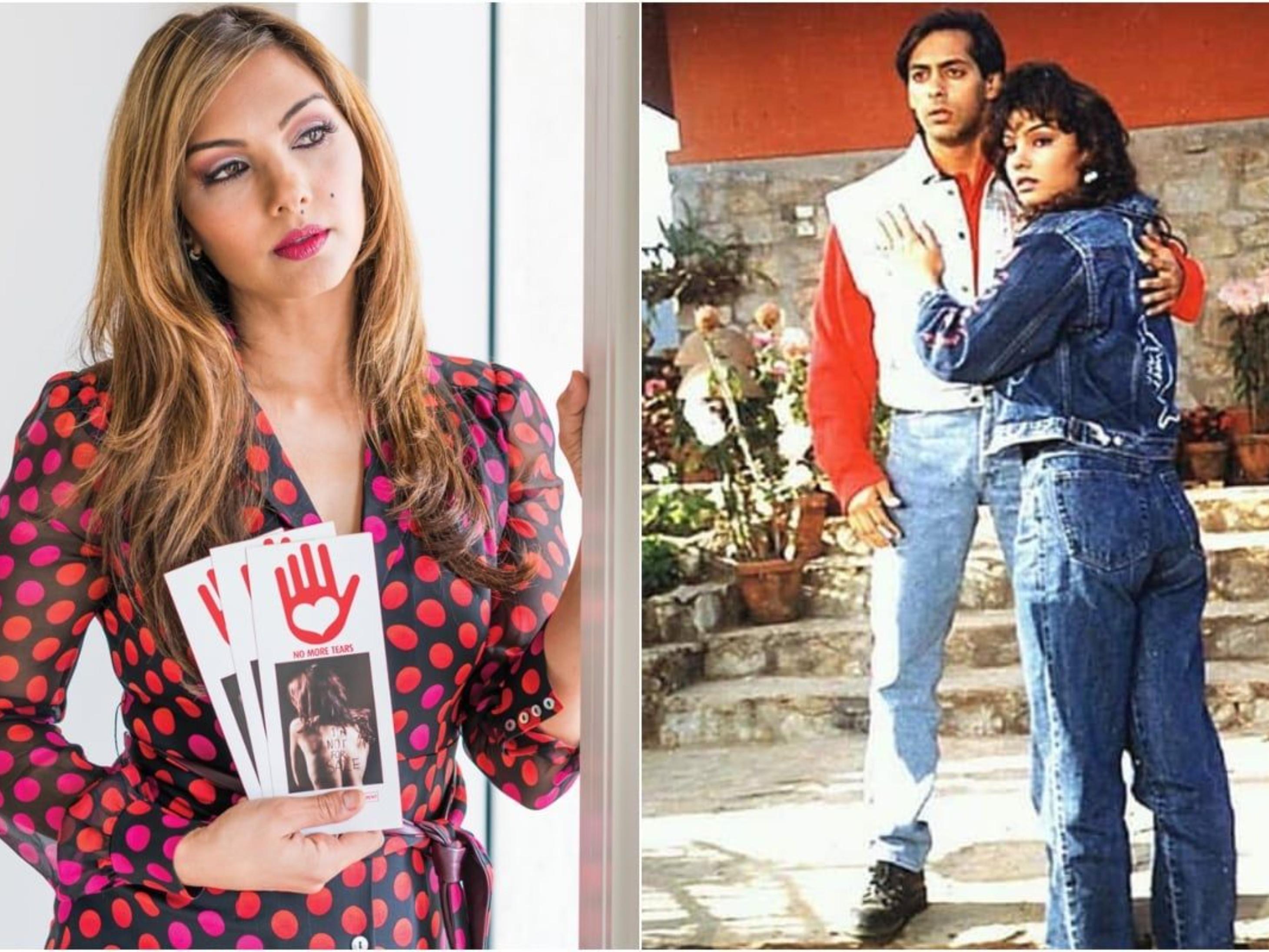 सोमी अली ने कहा- सलमान से दूर रहना ही मेरे लिए सेहतमंद, नहीं जानती अब तक उनकी कितनी गर्लफ्रेंड बन गई होंगी|बॉलीवुड,Bollywood - Dainik Bhaskar