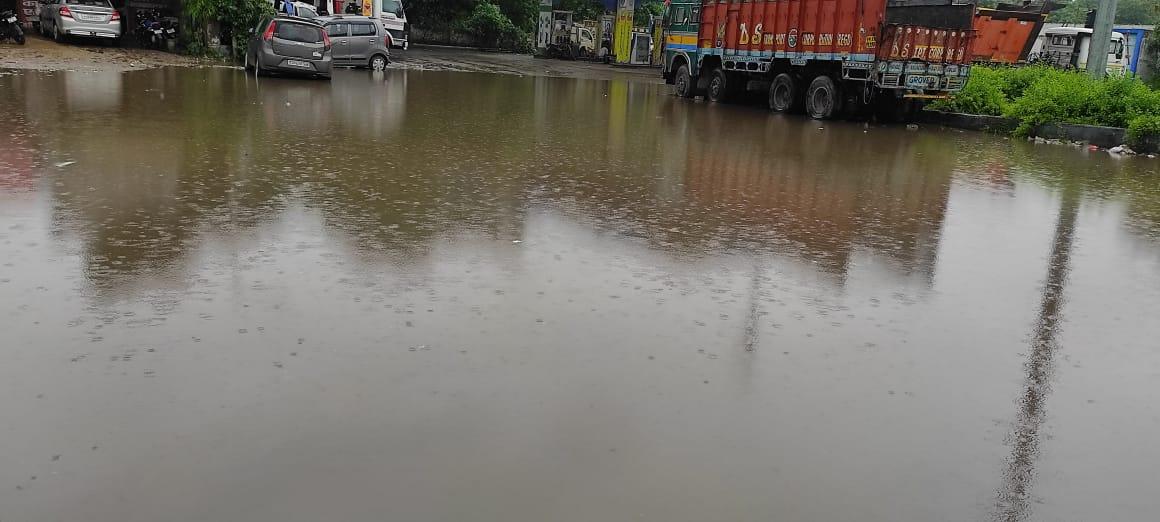 कल बरेली के रेड जोन में पहुंचने की आशंका, हो सकती है भीषण बारिश, अभी तक ऑरेंज जोन में है बरेली बरेली,Bareilly - Dainik Bhaskar