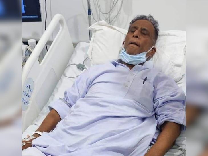 सपा सांसद को सांस लेने में हो रही दिक्कत, सीतापुर जेल से सीधे लखनऊ के मेदांता में कराया गया एडमिट; 6 दिन पहले ही अस्पताल से डिस्चार्ज हुए थे|लखनऊ,Lucknow - Dainik Bhaskar