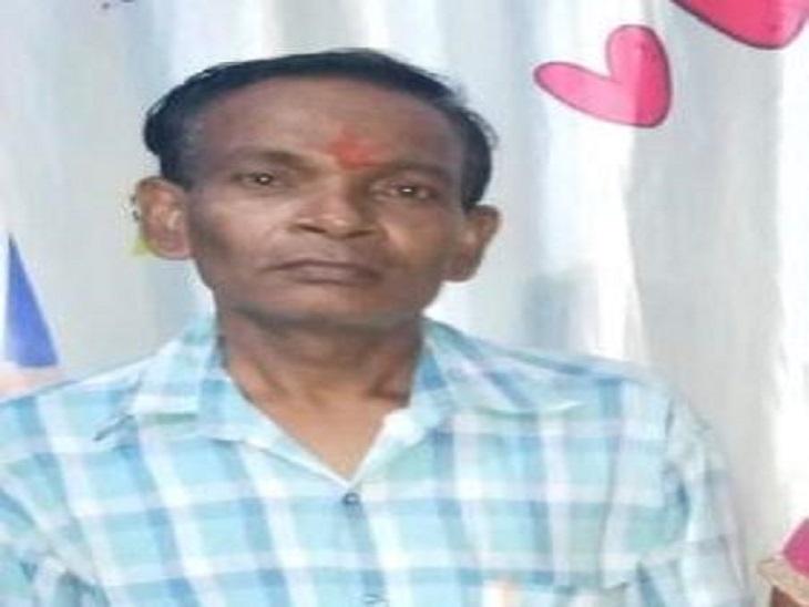 मारपीट का पीड़ित हरि शंकर। - Dainik Bhaskar