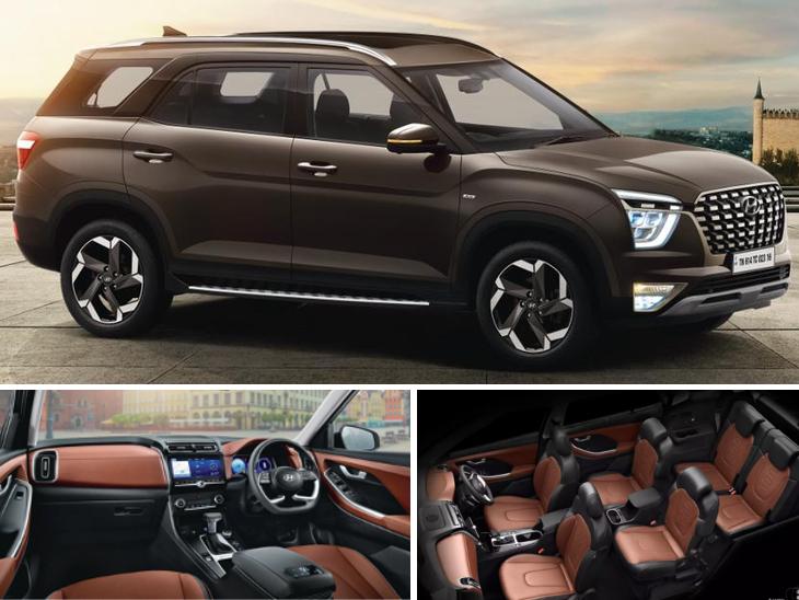 30 दिन में इस 7 सीटर SUV को 11000 से ज्यादा बुकिंग मिली, अब तक कंपनी 5600 यूनिट्स बेच भी चुकी|टेक & ऑटो,Tech & Auto - Dainik Bhaskar