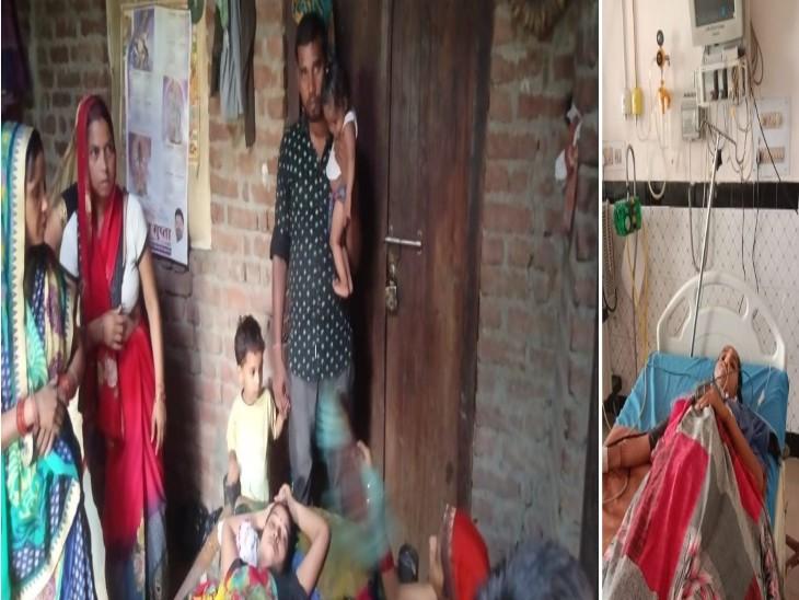 सरकारी अस्पताल में ऑपरेशन के लिए घूस नहीं मिली तो गर्भवती महिला के पेट में छोड़ दिया कपड़ा, आंतों को भी धागों से जोड़ा; CT स्कैन से खुला मामला|बरेली,Bareilly - Dainik Bhaskar