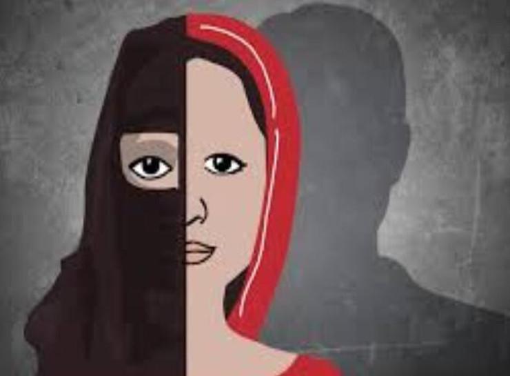 पीड़िता का आरोप- थाने गई तो पुलिस मामला दर्ज नहीं किया; जवाब मिला- कोर्ट से आदेश लाओगी तब केस दर्ज होगा|जयपुर,Jaipur - Dainik Bhaskar