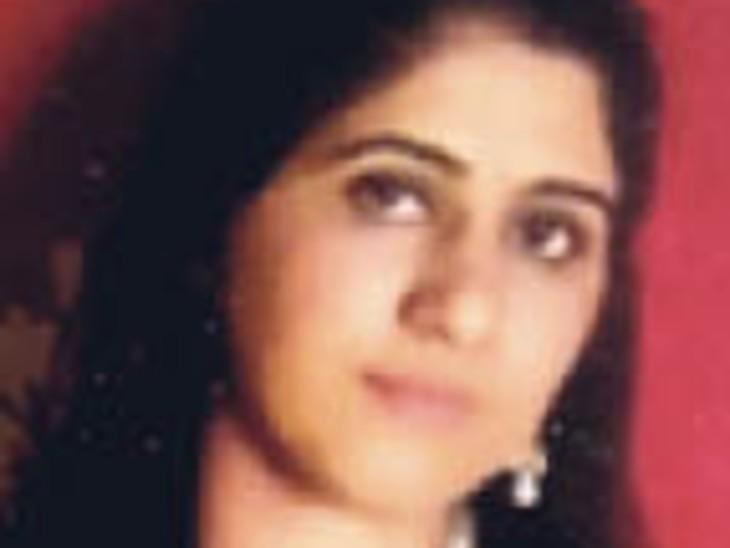 पति चाहते थे पत्नी अफसर बने, उनके निधन का सदमा झेल 3 साल पढ़ाई कर बनी आरएएस|नागौर,Nagaur - Dainik Bhaskar