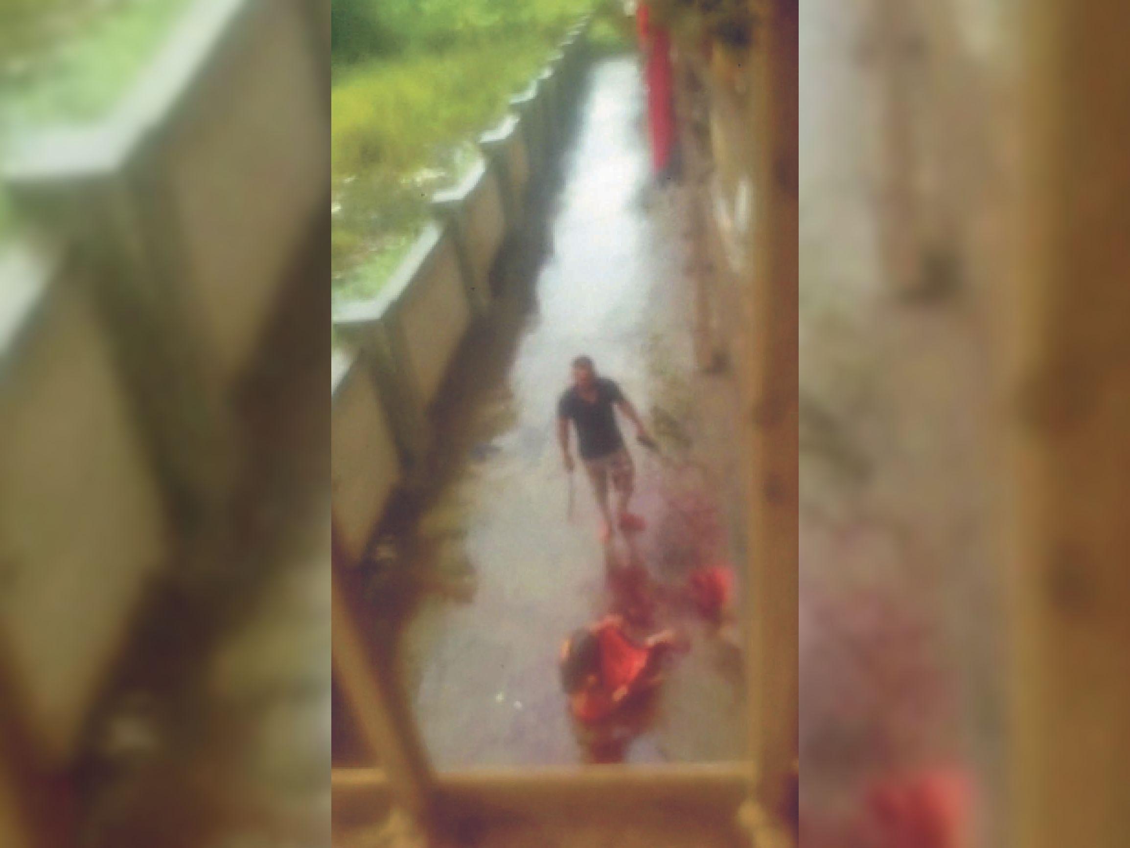 बांकली गांव के वृद्ध की महाराष्ट्र में हत्या, दामाद ने हथियार से किए वार|पाली,Pali - Dainik Bhaskar