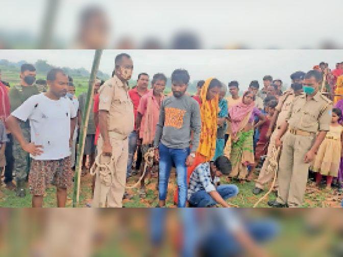 25 मार्च से लापता युवती की केरल में मौत, पुलिस कस्टडी में भाई ने किया अंतिम संस्कार|गुमला,Gumla - Dainik Bhaskar