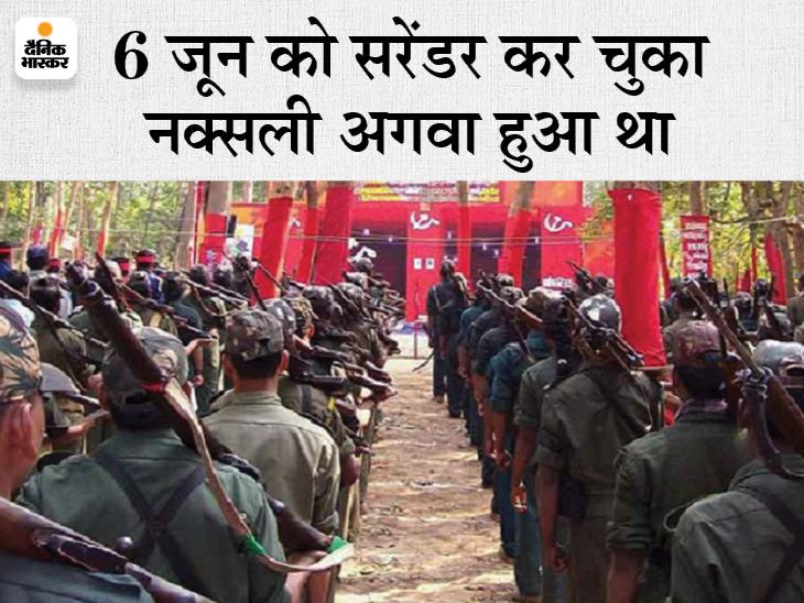 18 जुलाई को सुकमा के गांव से पकड़ कर ले गए, पुलिस में भर्ती होने का जताया शक; बचाने गए 4 लोग भी लापता छत्तीसगढ़,Chhattisgarh - Dainik Bhaskar