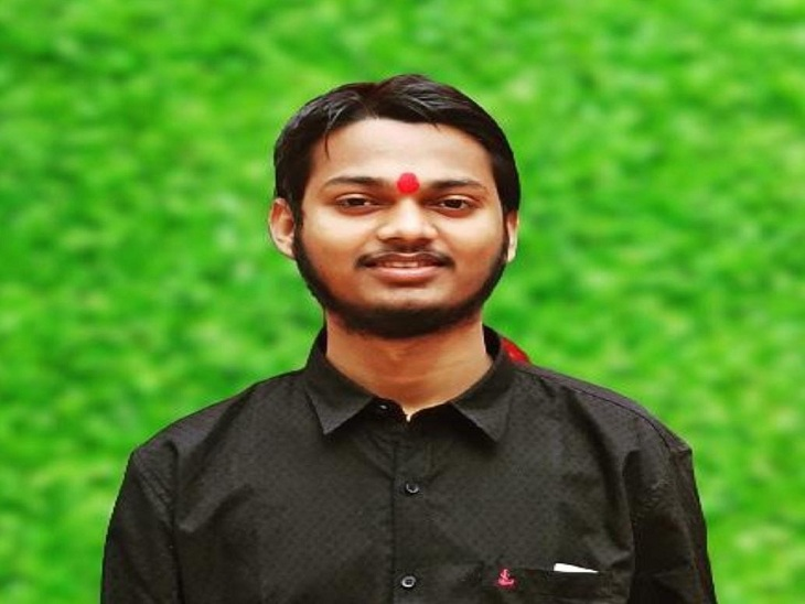 विद्या भूषण, IIT बीएचयू के छात्र।