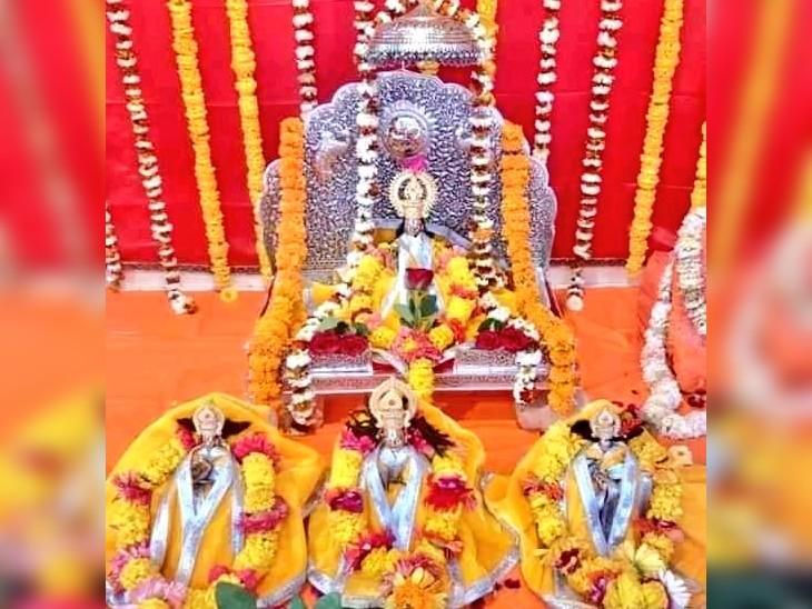 अयोध्या आने वाले श्रद्धालुओं को रामललाके दर्शन के साथ मां सीता की रसोई का प्रसाद भी मिलेगा, शुल्क पर जल्द होगा फैसला|अयोध्या,Ayodhya - Dainik Bhaskar