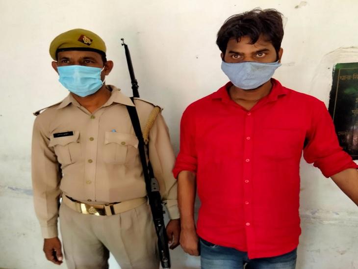 झारखंड का बीटेक पास युवक नौकरी न मिलने पर बना फर्जी इंस्पेक्टर, होटल में फ्री में कमरा लिया; हुआ गिरफ्तार|गाजियाबाद,Ghaziabad - Dainik Bhaskar