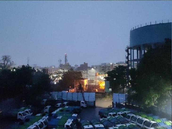 बिहार के 38 जिलों में अगले 48 घंटे में हल्की से मध्यम बारिश का अलर्ट, मौसम विभाग ने घर में रहने की अपील की|बिहार,Bihar - Dainik Bhaskar