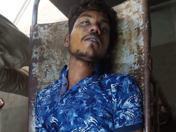 पीछा करने पर युवती ने एक दिन पहले थाने में शिकायत दी थी, रात भर घर से गायब रहा, सुबह फंदे पर लटका मिला|कोटा,Kota - Dainik Bhaskar