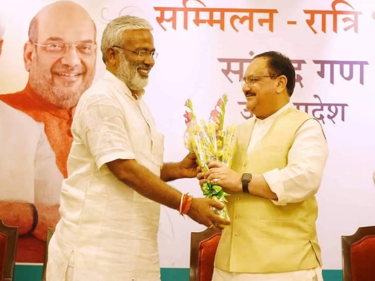 प्रदेश अध्यक्ष-संगठन महामंत्री की आज नड्डा से दिल्ली में होगी मुलाकात, कई मंत्रियों की होगी छुट्टी तो कुछ के बदलेंगे विभाग|लखनऊ,Lucknow - Dainik Bhaskar