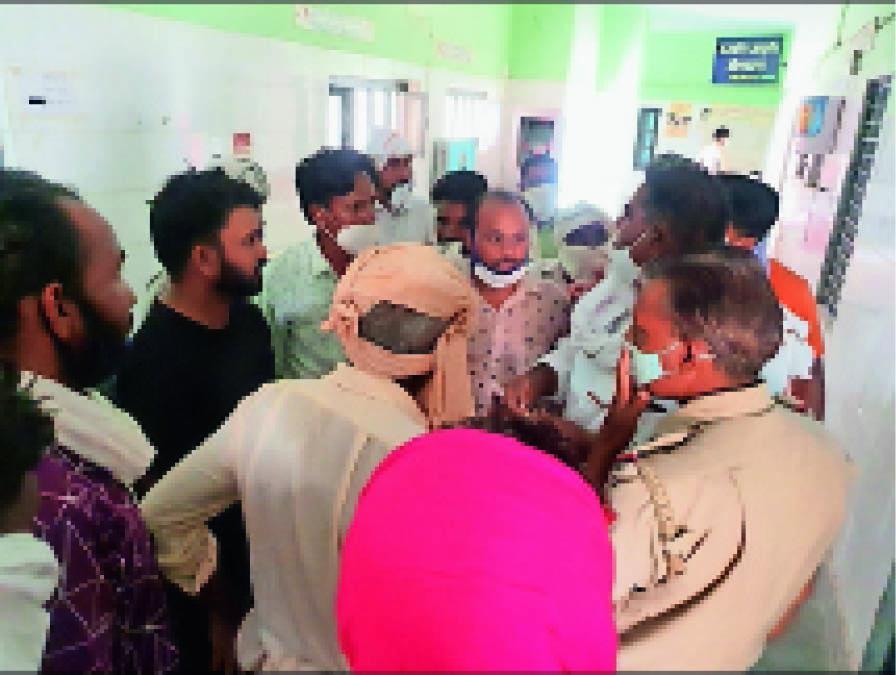 शादी में आए व्यक्ति की मौत, बेटे की रिपोर्ट पर हत्या का केस दर्ज पीलीबंगा,Pilibanga - Dainik Bhaskar