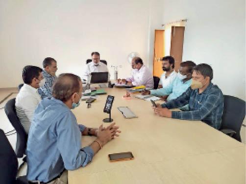 स्नातक द्वितीय वर्ष और स्नातकोत्तर पूर्वार्द्ध की परीक्षाएं सितंबर अंतिम सप्ताह में बांसवाड़ा,Banswara - Dainik Bhaskar