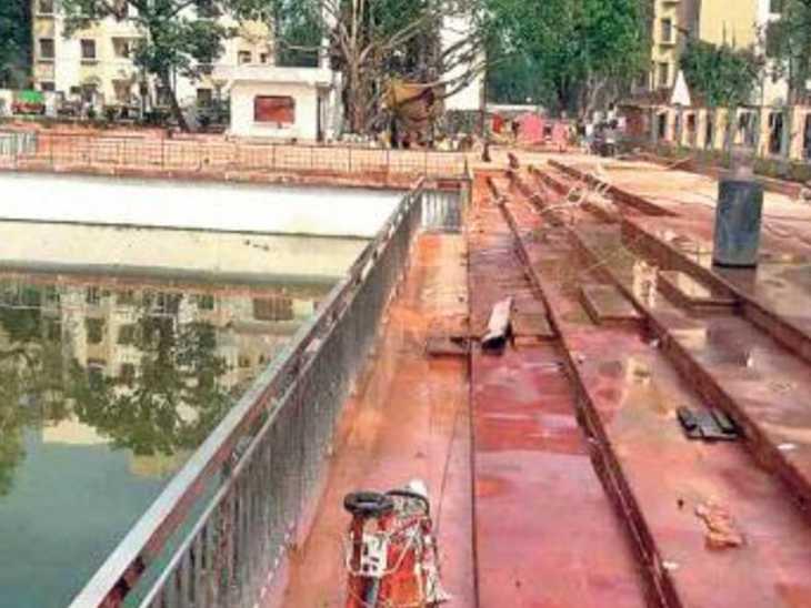 चार साल पहले मंजूर 11 में दो योजनाएं ही अब तक पूरी - Dainik Bhaskar