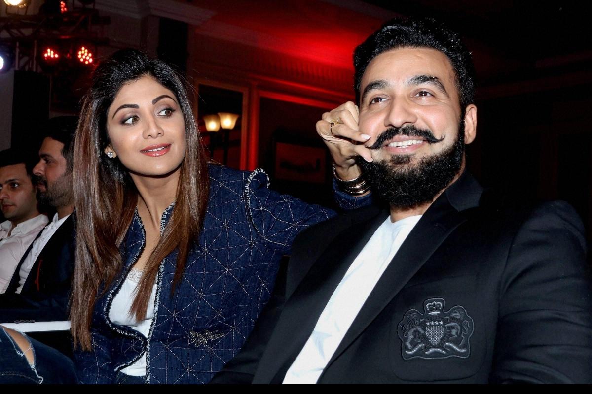 राज ने 22 नवंबर 2009 को बॉलीवुड अभिनेत्री शिल्पा शेट्टी से दूसरी शादी की।