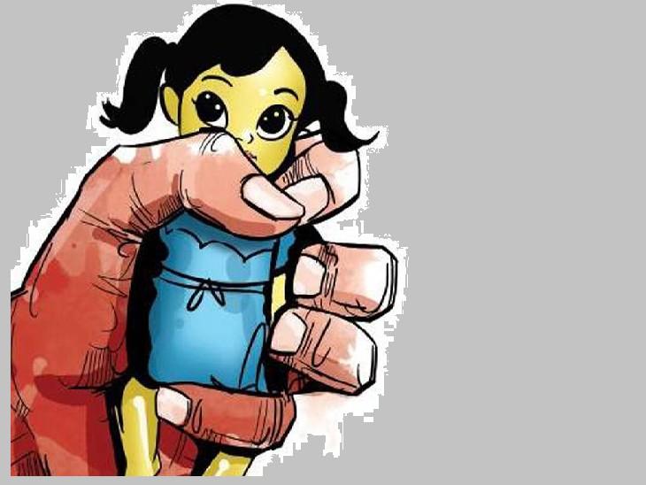 हवस का शिकार बनी बच्ची के प्रकरण में कार्रवाई, आरोपी युवक गिरफ्तार प्रयागराज,Prayagraj - Dainik Bhaskar