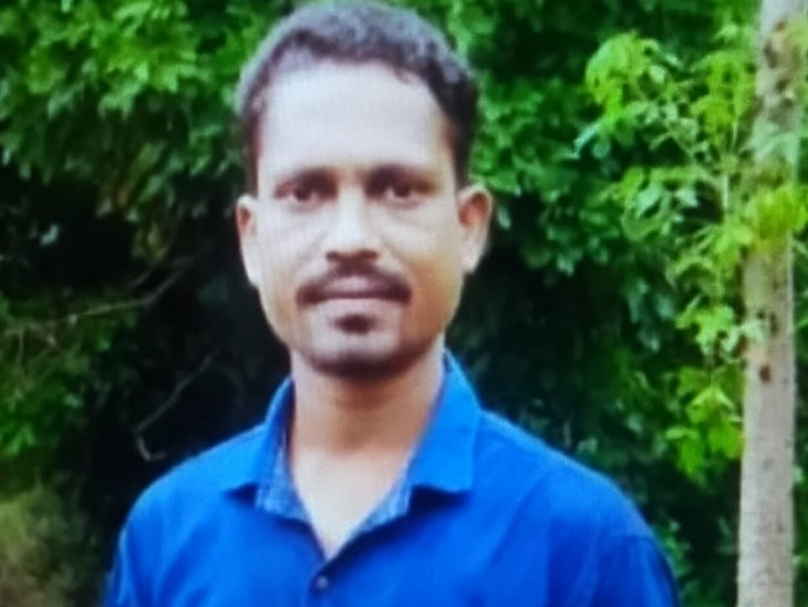 घरके बाहर खेल रही मासूम के साथ पड़ोसी ने किया गंदा काम, रोते हुए मां को बताई करतूत; आरोपी गिरफ्तार|रायगढ़,Raigarh - Dainik Bhaskar