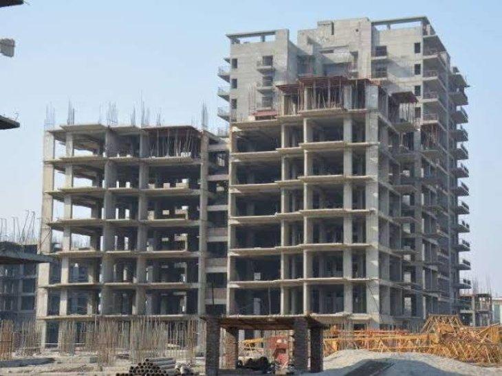 हिसार का पहला बहुमंजिला प्रोजेक्ट, जिसके मालिकों की हाईकोर्ट ने अग्रिम जमानत याचिका खारिज कर दी। - Dainik Bhaskar