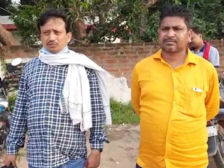 बाइक सवार 2 अपराधियों ने हथियार के बल पर फल कारोबारी को लूटा, बैग छीन कर फरार हुए अपराधी|बिहार,Bihar - Dainik Bhaskar